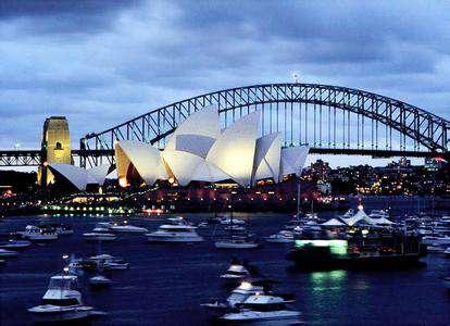 穆斯林专属澳大利亚新西兰12日游