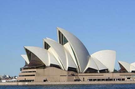 悉尼歌剧院周边景点数量多