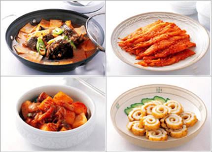 韩国江原道有什么好吃的?