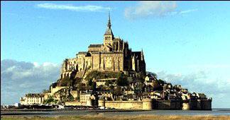 圣米歇尔山城堡