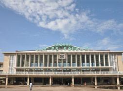 坦赞铁路车站