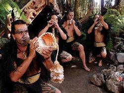 毛利文化地热中心