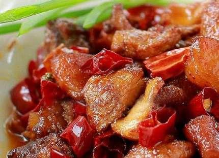 四川的饮食文化