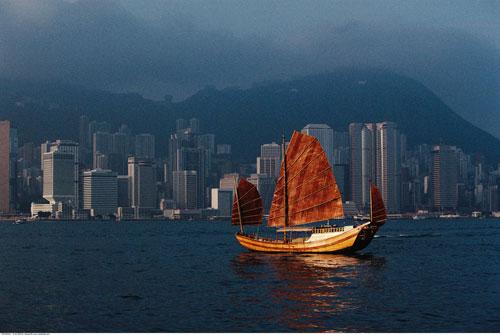 国际之都香港的美食文化