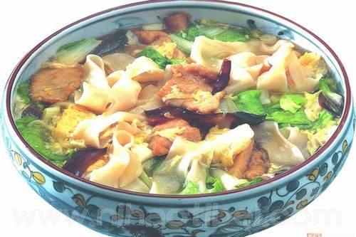 舌尖上的旅行,品味西藏美食