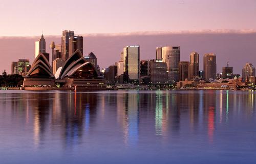 定制澳大利亚新西兰海陆空12日游