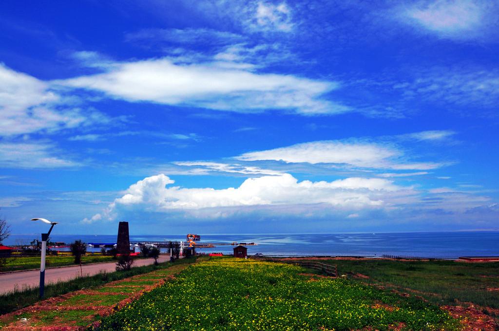 【遇见青海·联合发班】西宁-青海湖二郎剑-茶卡盐湖-金银滩草原-西宁2日游
