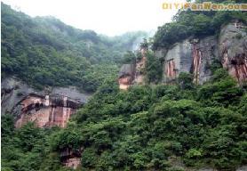 三岔河景区