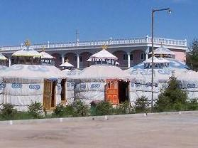 万豪蒙古大营