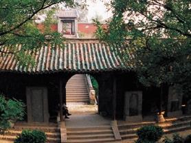 邯郸铜雀台