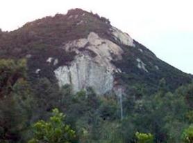 抱虎岭景心角保护区