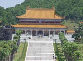 西安炎帝陵